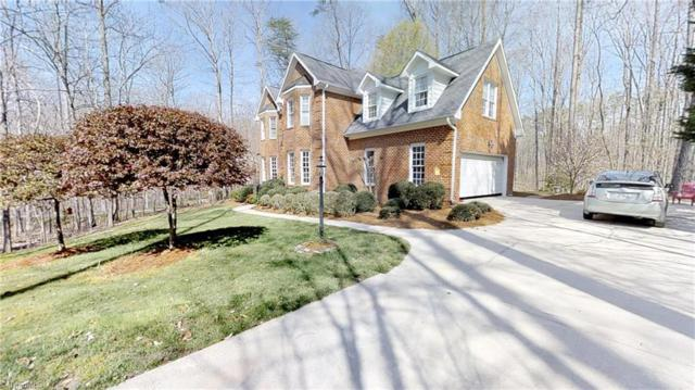 8406 Case Ridge Drive, Oak Ridge, NC 27310 (MLS #881258) :: Banner Real Estate