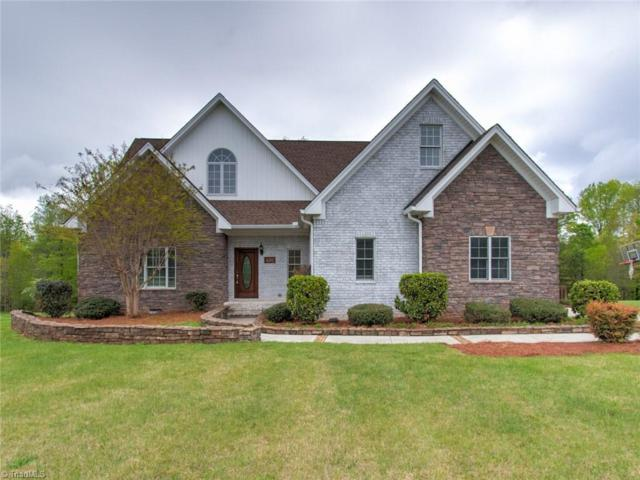 491 Hiatts Drive, Greensboro, NC 27455 (MLS #881454) :: HergGroup Carolinas