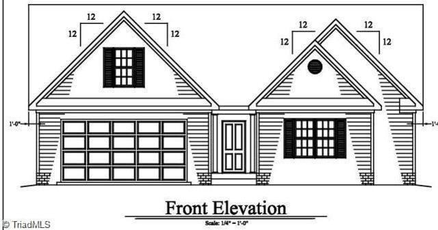 33 Jades Way, Trinity, NC 27370 (MLS #881490) :: Kristi Idol with RE/MAX Preferred Properties