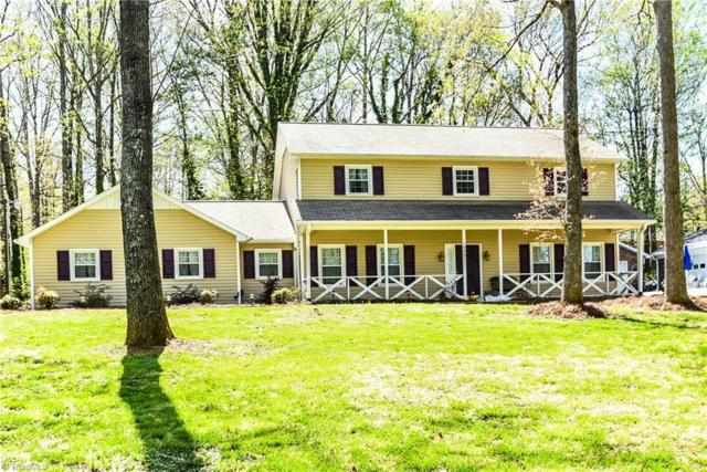 1490 Old Coach Road, Kernersville, NC 27284 (MLS #881865) :: Banner Real Estate