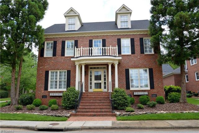 306 Cross Vine Lane, Greensboro, NC 27455 (MLS #881957) :: Banner Real Estate