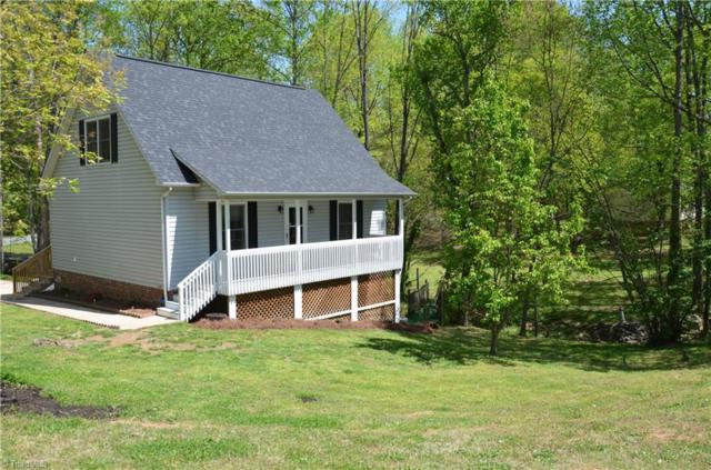 14 Teenia Street, Thomasville, NC 27360 (MLS #882373) :: Banner Real Estate