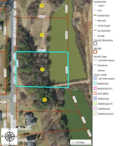 0 Ridgeway Drive, East Bend, NC 27018 (MLS #882462) :: Kristi Idol with RE/MAX Preferred Properties
