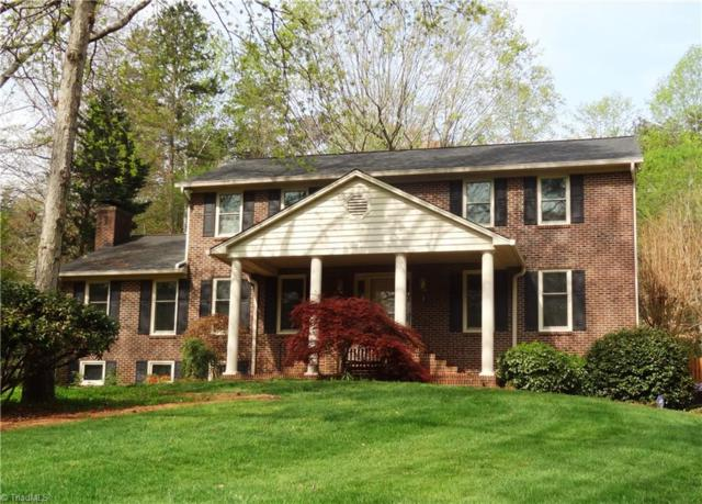 3837 Tangle Oak Drive, Clemmons, NC 27012 (MLS #882518) :: Banner Real Estate