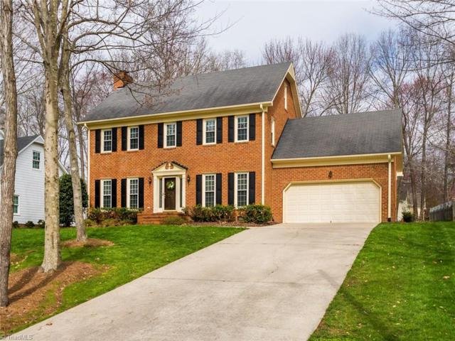 2502 Regents Park Lane, Greensboro, NC 27455 (MLS #882930) :: Banner Real Estate