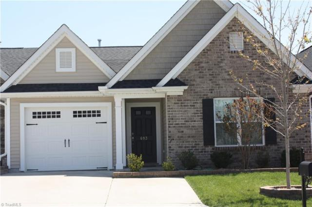 693 Ansley Way, High Point, NC 27265 (MLS #883093) :: Banner Real Estate