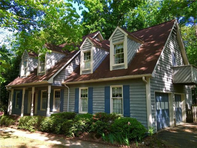 2417 Tannery Trail, Winston Salem, NC 27106 (MLS #883190) :: Banner Real Estate