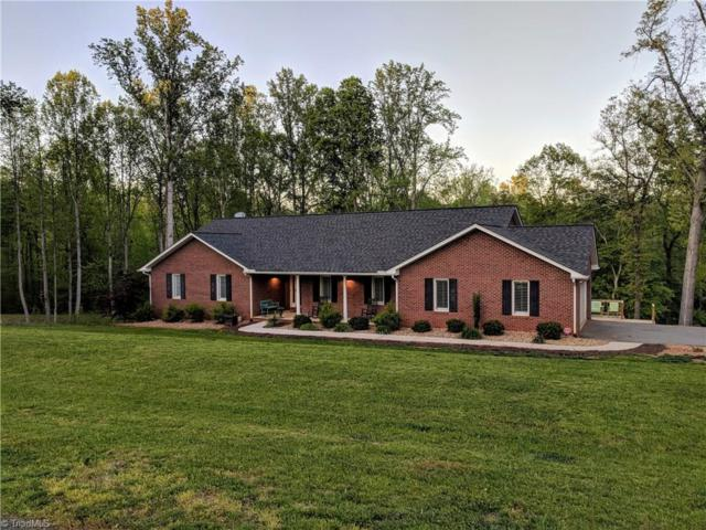 302 Lakeview Road, Mocksville, NC 27028 (MLS #883234) :: Banner Real Estate