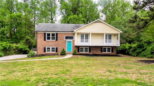 489 Lori Lane, Winston Salem, NC 27127 (MLS #883538) :: Kristi Idol with RE/MAX Preferred Properties