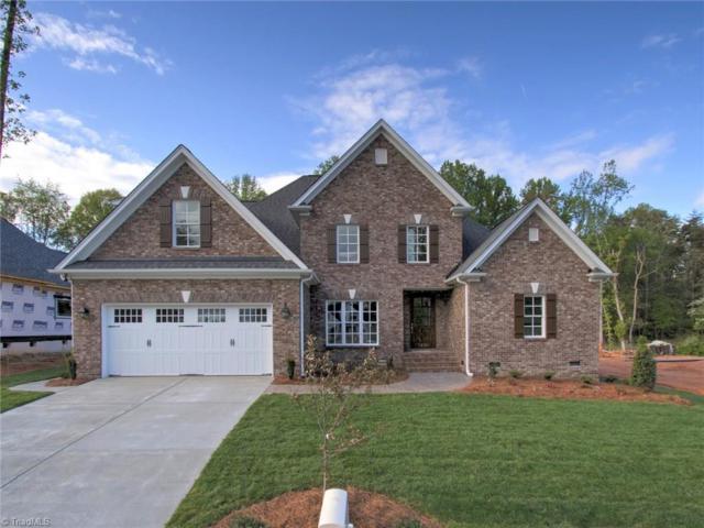 1412 Bethany Drive, Greensboro, NC 27455 (MLS #884977) :: Kristi Idol with RE/MAX Preferred Properties