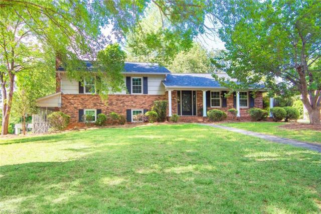 4161 Briarcliffe Road, Winston Salem, NC 27106 (MLS #885496) :: Kristi Idol with RE/MAX Preferred Properties