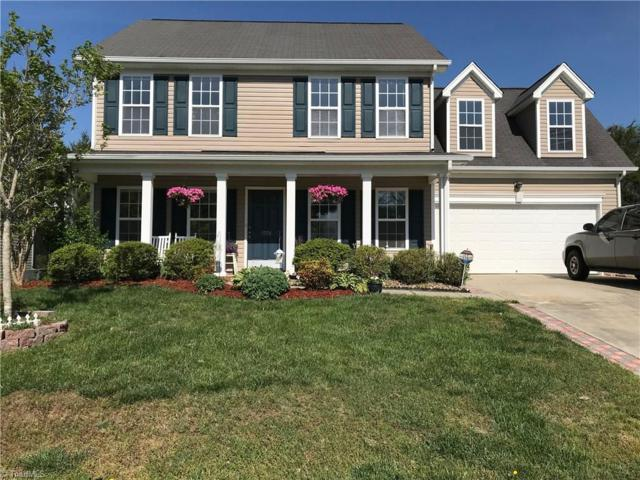 1904 Pavilion Drive, Whitsett, NC 27377 (MLS #885856) :: Banner Real Estate