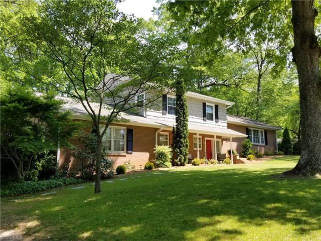 1411 Arrowood Court, Winston Salem, NC 27104 (MLS #886166) :: Banner Real Estate