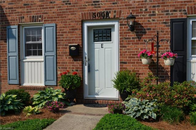5009 Lawndale Drive, Greensboro, NC 27455 (MLS #886440) :: Banner Real Estate