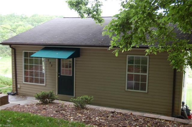 255 Bond Street, Winston Salem, NC 27127 (MLS #886668) :: Banner Real Estate