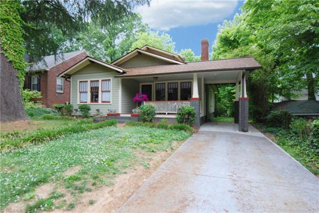 107 Vintage Avenue, Winston Salem, NC 27127 (MLS #887456) :: Banner Real Estate