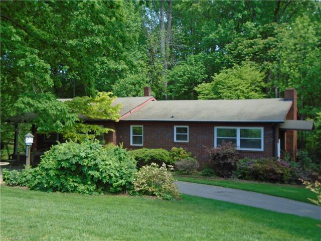 5755 Kinney Road, Lewisville, NC 27023 (MLS #887650) :: Banner Real Estate