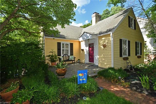 1232 S Hawthorne Road, Winston Salem, NC 27103 (MLS #887991) :: Banner Real Estate