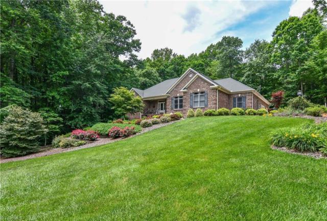 3613 Summit Lakes Drive, Browns Summit, NC 27214 (MLS #889237) :: Banner Real Estate