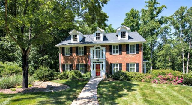 1108 Wetherburn Court, Winston Salem, NC 27104 (MLS #890064) :: Banner Real Estate