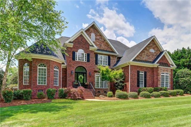 5501 Gray Leigh Drive, Oak Ridge, NC 27310 (MLS #890227) :: Lewis & Clark, Realtors®