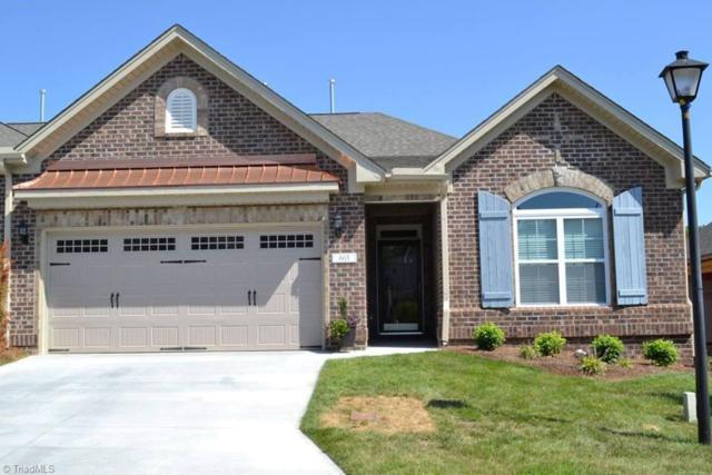 601 Fortress Court Lot 311, Winston Salem, NC 27127 (MLS #891134) :: Kristi Idol with RE/MAX Preferred Properties