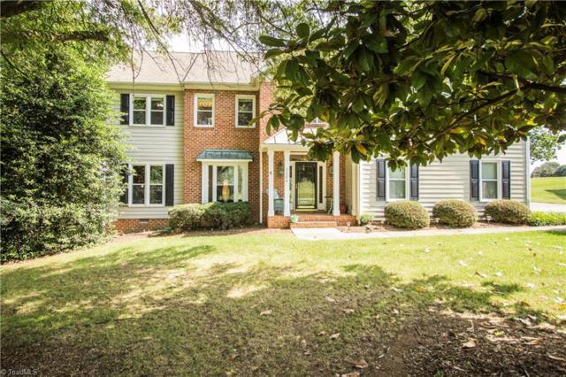 7206 Bridlewood Drive, Trinity, NC 27370 (MLS #891535) :: Banner Real Estate