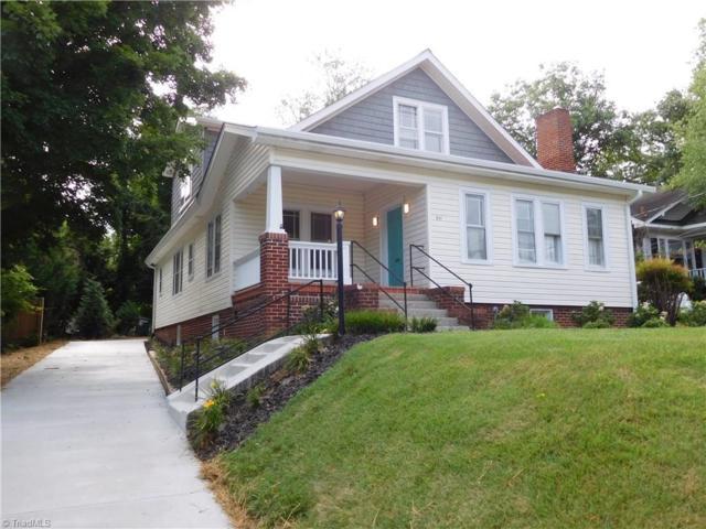 511 Irving Street, Winston Salem, NC 27103 (MLS #891936) :: Banner Real Estate