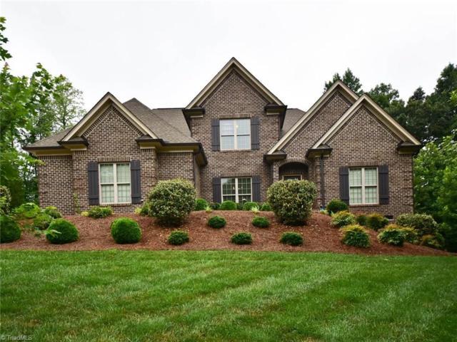 8444 Alice Player Drive, Oak Ridge, NC 27310 (MLS #892532) :: Kristi Idol with RE/MAX Preferred Properties