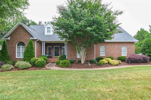 7700 Haw Meadows Drive, Kernersville, NC 27284 (MLS #892842) :: Banner Real Estate