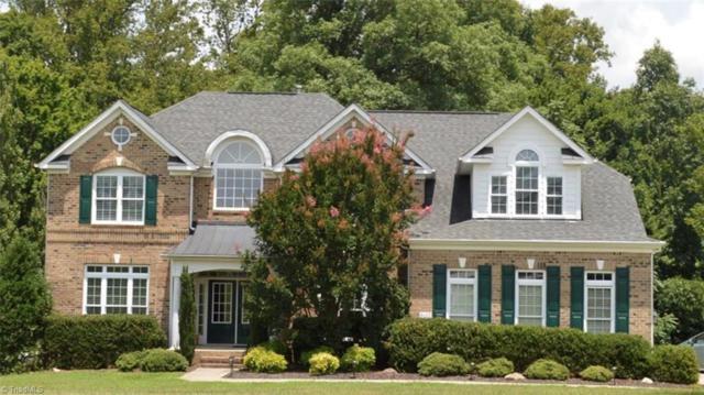 8602 Yvonne Court, Oak Ridge, NC 27310 (MLS #893469) :: Kristi Idol with RE/MAX Preferred Properties