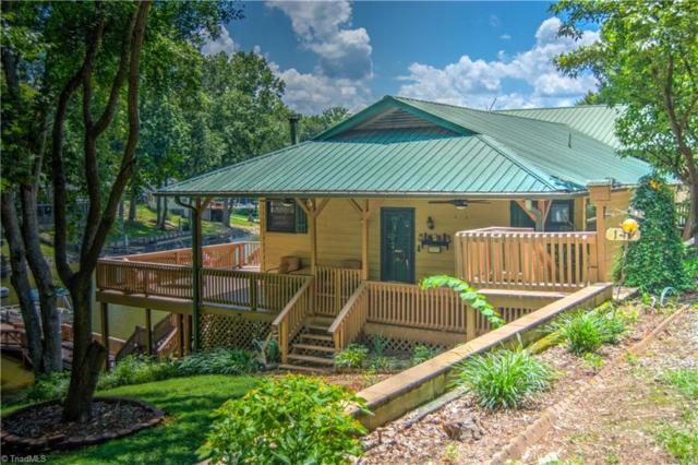 147 Arrowhead Point, Lexington, NC 27292 (MLS #894099) :: Banner Real Estate
