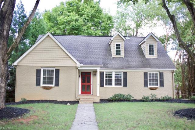 965 Vernon Avenue, Winston Salem, NC 27106 (MLS #895933) :: Banner Real Estate