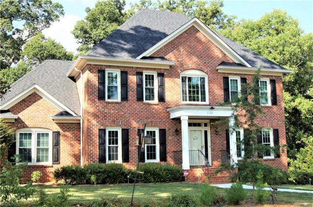 330 Fox Ridge Circle, Lewisville, NC 27023 (MLS #895995) :: Kristi Idol with RE/MAX Preferred Properties
