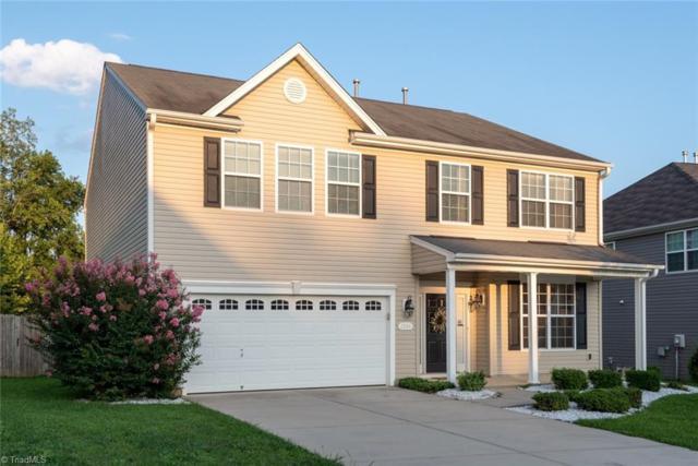 2034 Briar Run Drive, Greensboro, NC 27405 (MLS #896465) :: Kristi Idol with RE/MAX Preferred Properties