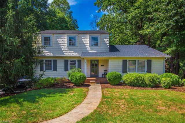 1030 Yorkshire Road, Winston Salem, NC 27106 (MLS #896825) :: Banner Real Estate