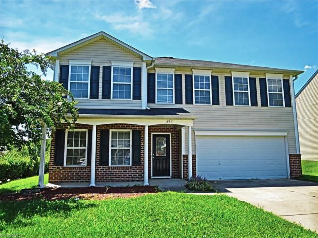 4511 Pickney Court, Kernersville, NC 27284 (MLS #896844) :: Kristi Idol with RE/MAX Preferred Properties