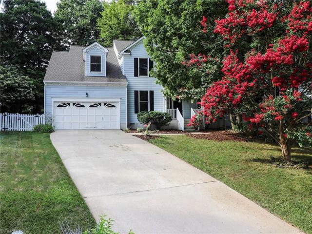 308 Turnstone Circle, Greensboro, NC 27455 (MLS #897295) :: Kristi Idol with RE/MAX Preferred Properties