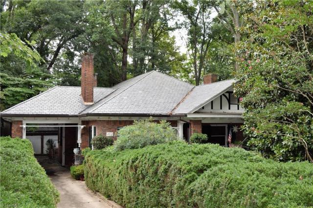 1907 Georgia Avenue, Winston Salem, NC 27104 (MLS #897408) :: Banner Real Estate
