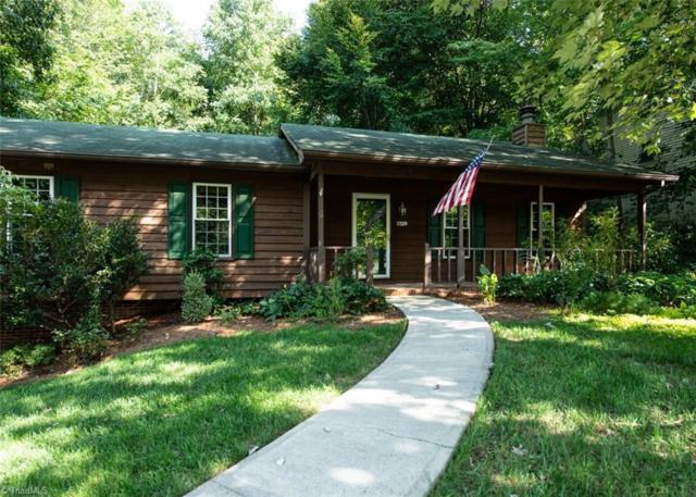 1029 Chockecherry Lane, Lewisville, NC 27023 (MLS #897792) :: Kristi Idol with RE/MAX Preferred Properties