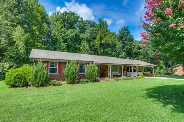 114 Cedarwood Trail, High Point, NC 27265 (MLS #898126) :: Banner Real Estate