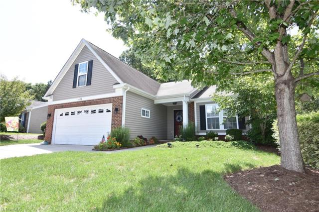 416 Tortoise Lane, Winston Salem, NC 27127 (MLS #898239) :: Kristi Idol with RE/MAX Preferred Properties