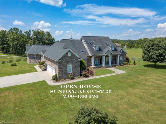 297 Brangus Way, Mocksville, NC 27028 (MLS #899792) :: Banner Real Estate