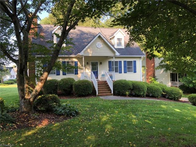 3213 Hickory Ridge Drive, Winston Salem, NC 27127 (MLS #899851) :: Kristi Idol with RE/MAX Preferred Properties
