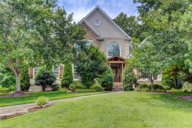 8345 Lismore Street, Clemmons, NC 27012 (MLS #899992) :: The Temple Team