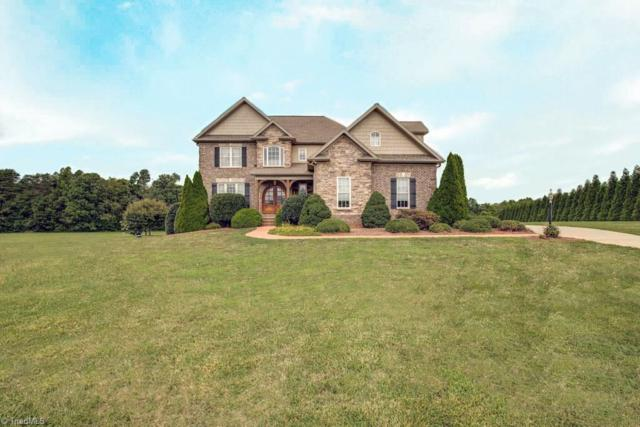 190 Baltimore Downs Road, Advance, NC 27006 (MLS #900184) :: Banner Real Estate
