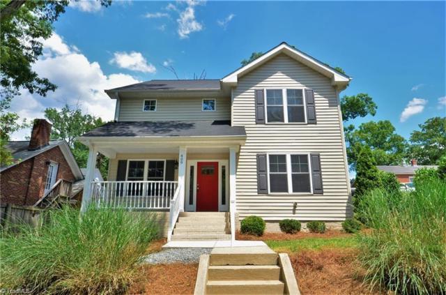 409 Warren Street, Greensboro, NC 27403 (MLS #900302) :: Kristi Idol with RE/MAX Preferred Properties