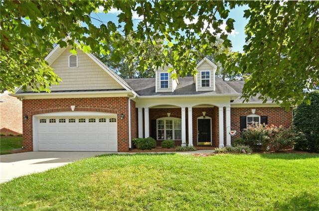 7338 Ridgecrest Trail, Lewisville, NC 27023 (MLS #900345) :: Kristi Idol with RE/MAX Preferred Properties