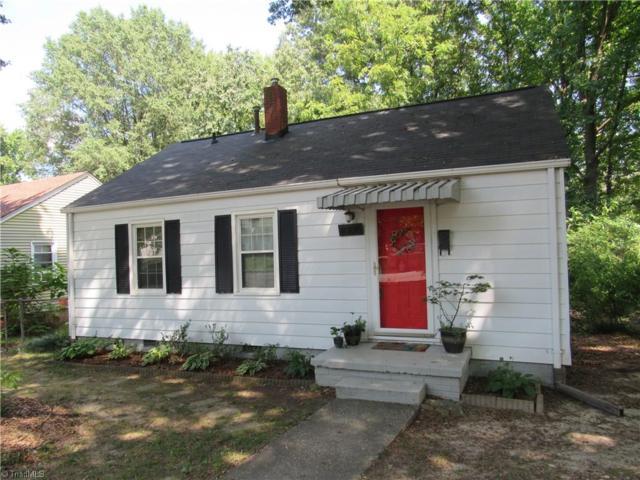 1005 Portland Street, Greensboro, NC 27403 (MLS #900950) :: Kristi Idol with RE/MAX Preferred Properties