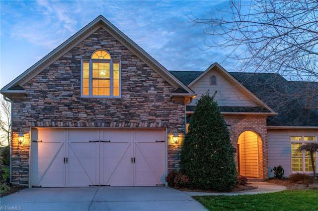 4119 Pennfield Way, High Point, NC 27262 (MLS #901141) :: NextHome In The Triad
